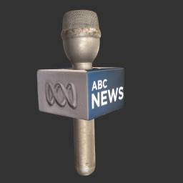 A featured item Microphone: Sally Sara